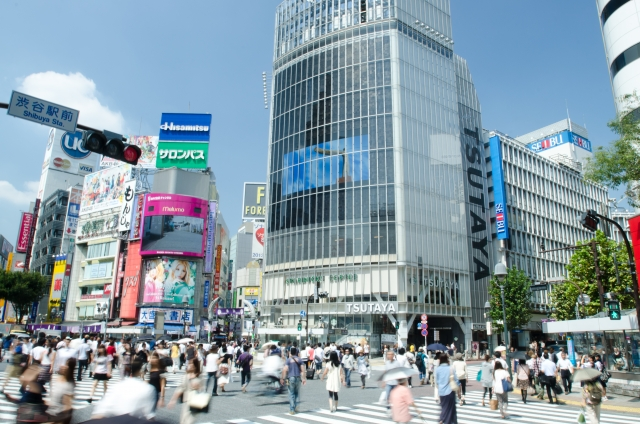 渋谷で荷物を預けられるecbo cloak加盟店人気トップ5