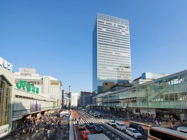 新宿で荷物を預けられるecbo cloak加盟店人気トップ5