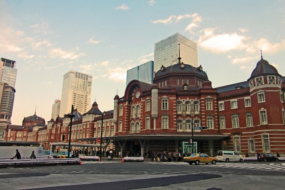 東京駅周辺で荷物を預けられるecbo cloak加盟店人気トップ5