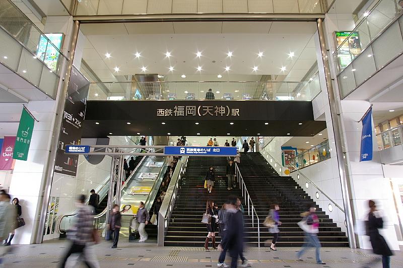 【福岡】天神で荷物を預けられるecbo cloak加盟店人気トップ5!コインロッカー代わりに活用しよう