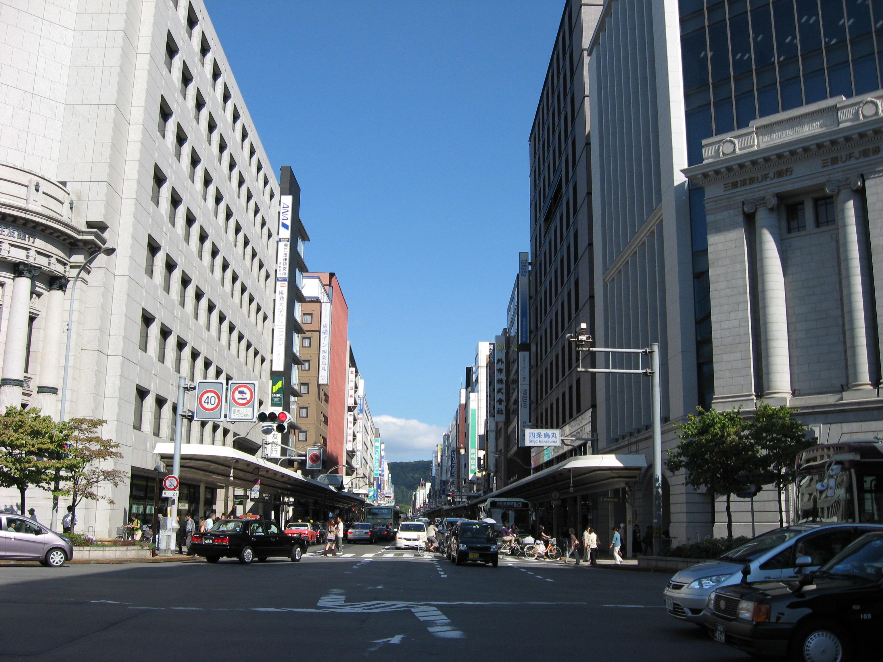 【京都】四条烏丸で荷物を預けられるecbo cloak加盟店人気トップ5!コインロッカー代わりに活用しよう