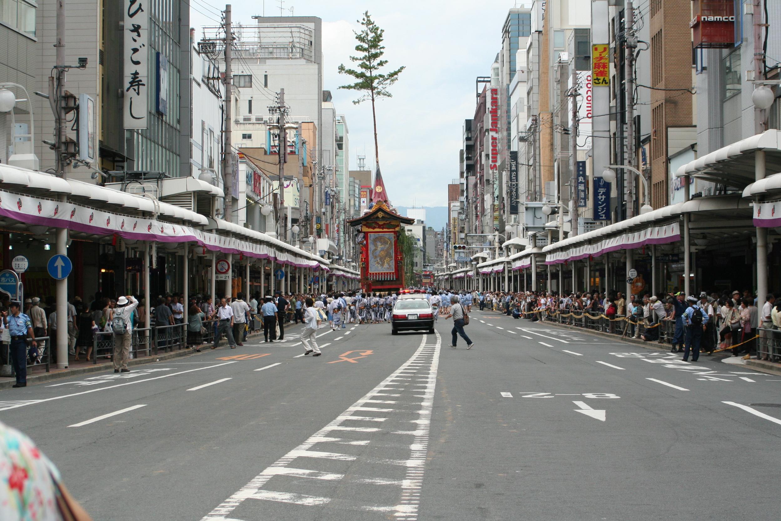 【京都】河原町で荷物を預けられるecbo cloak加盟店人気トップ5!コインロッカー代わりに活用しよう
