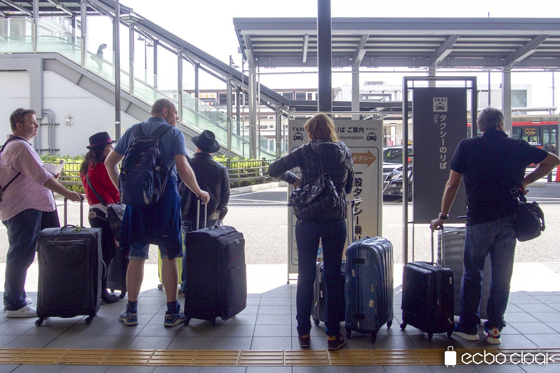 【オーナー様向け】どんな人が荷物を預けに来るの?ecbo cloakユーザー層を解説!