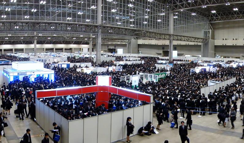 【東京】荷物を預けて身軽に就活しよう。就職活動会場近くで荷物を預けられるecbo cloak加盟店!