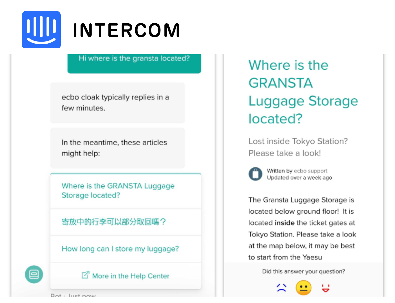 【機能編①:Articles】Intercom徹底解説!荷物預かりサービスecbo cloakを支えるカスタマーサポート/サクセスツール #ecboの裏側