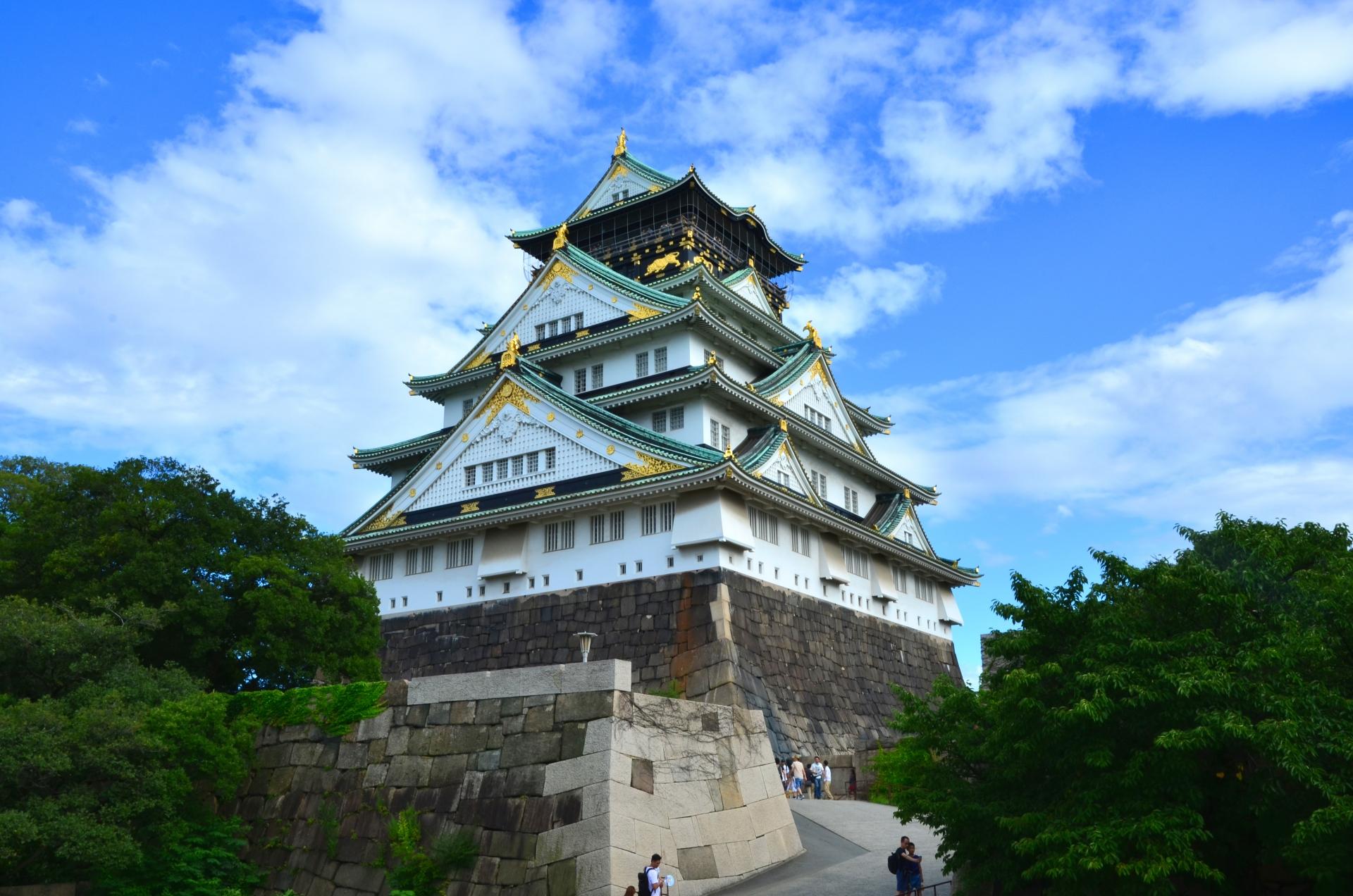 【大阪】大阪城周辺で荷物を預けられるecbo cloak加盟店人気トップ5!コインロッカー代わりに活用しよう