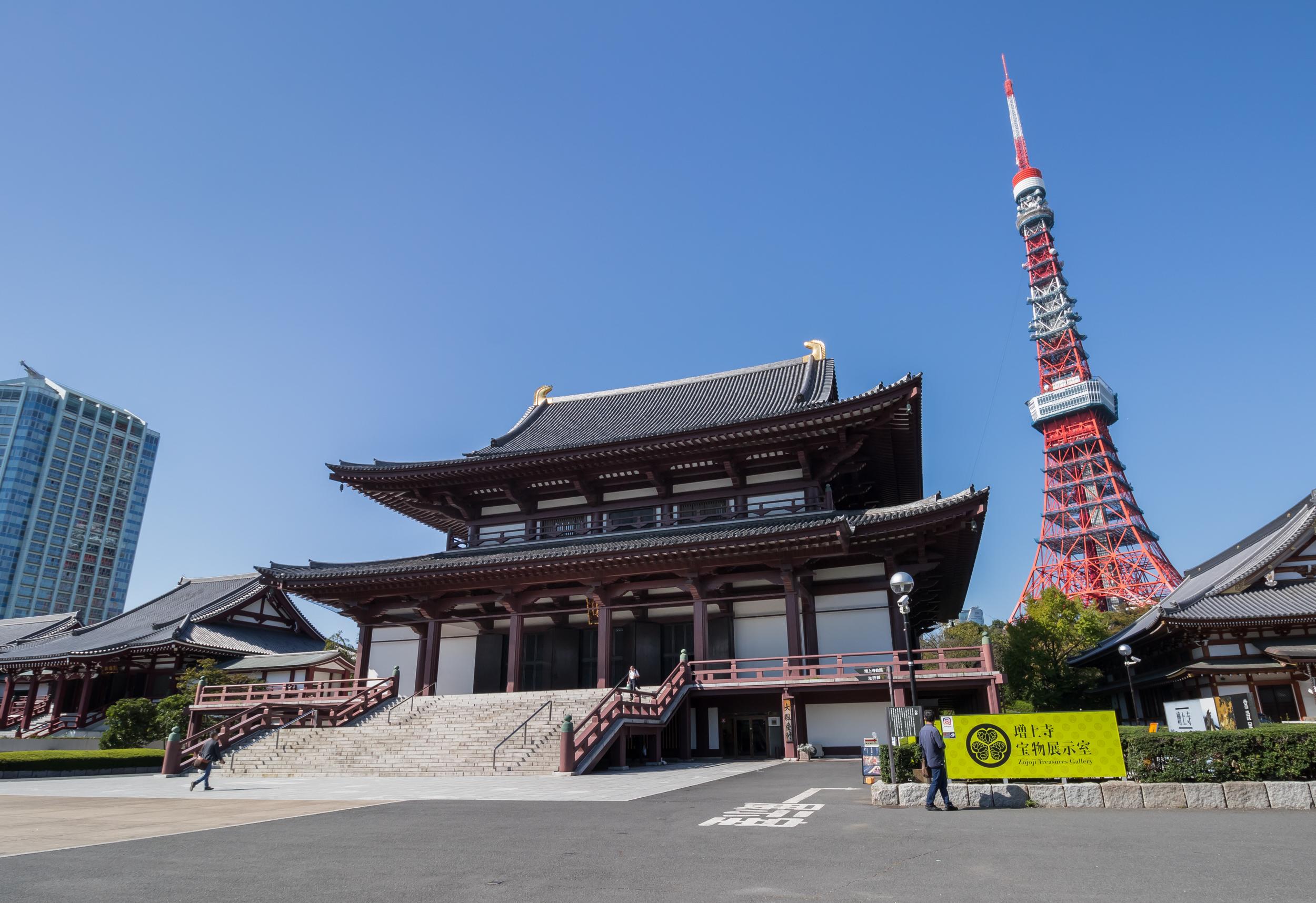 【東京】荷物を預けて御朱印集めをしよう。御朱印をいただける寺社付近のecbo cloak特集!