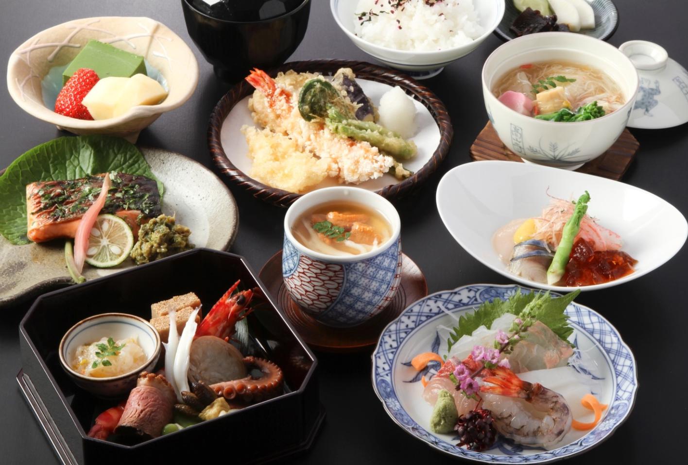 【京都】和の魅力を知る旅へ。荷物を預けて和食をじっくり味わえるecbo cloak加盟店5選!