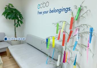 オフィスで星に願いを。ecboメンバーが七夕飾りにつるしたお願いごとは? #ecboの裏側