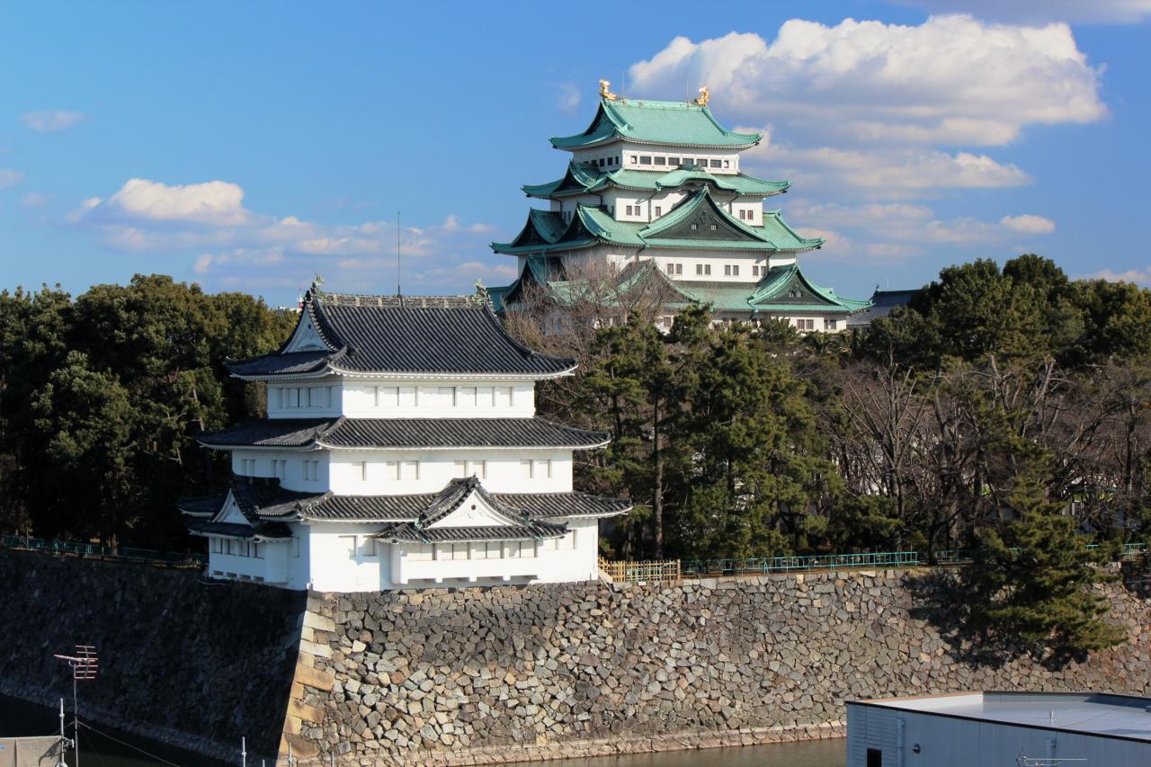 【愛知】名古屋城周辺で荷物を預けるならスマホ予約でecbo cloak!コインロッカー代わりに活用しよう
