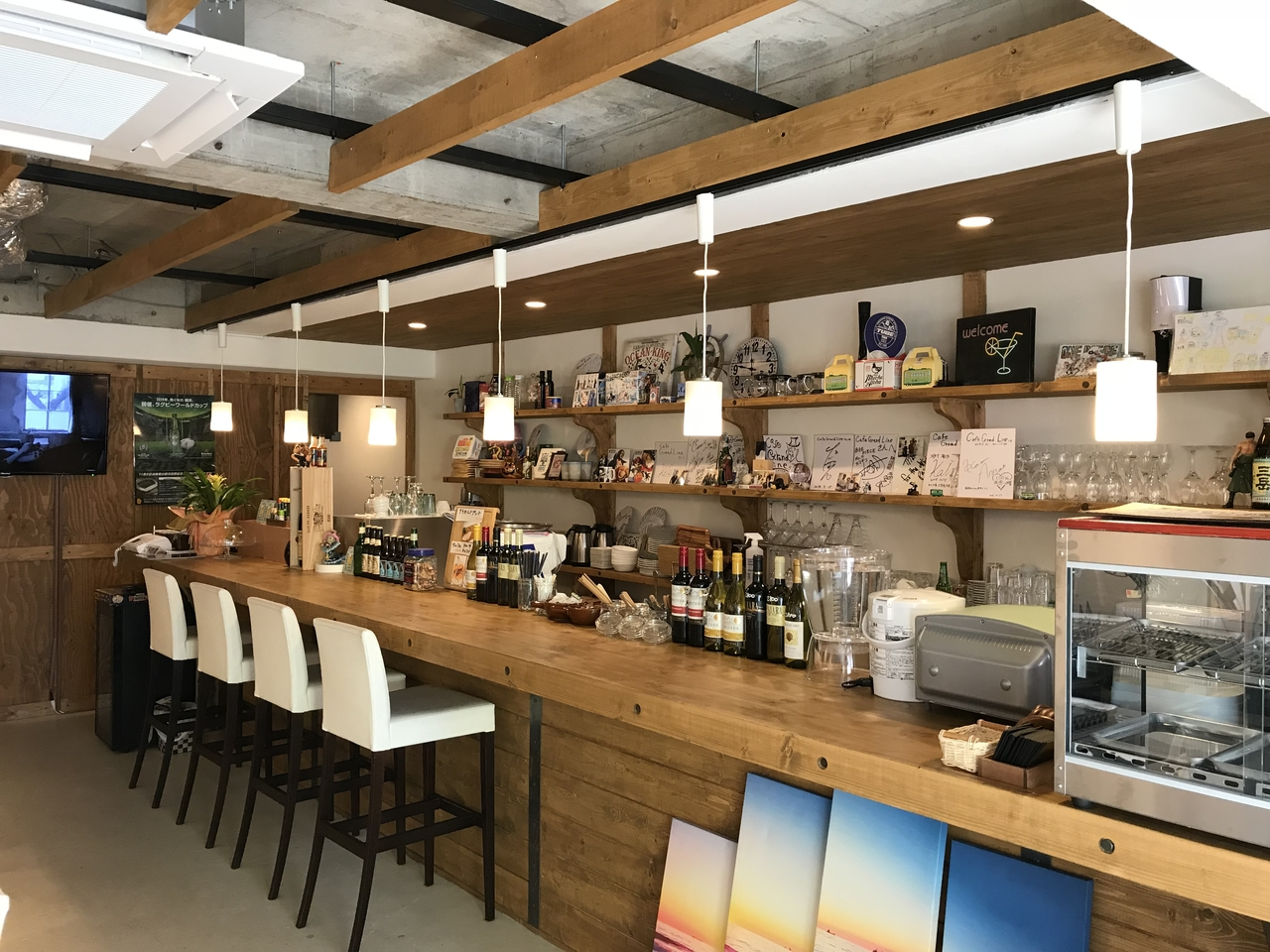 Cafe Grand Line(片瀬江ノ島)